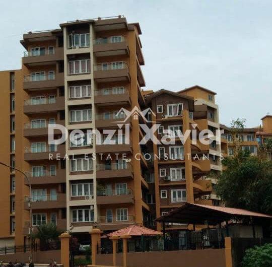 3 BHK Flat For Rent In Miramar
