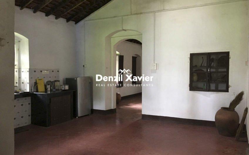 Old Goan Portuguese House – Saligao